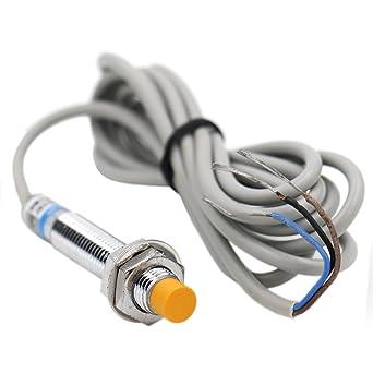 heschen inductiva Sensor de proximidad Interruptor LJ8 A3 - 2-Z/POR detector de