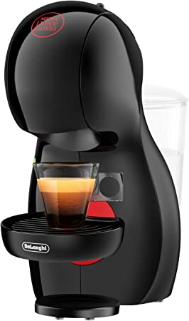 DeLonghi Dolce Gusto Piccolo XS EDG210.B - Cafetera de cápsulas, 15 bares de presión, diseño compacto, color negro: Amazon.es: Hogar