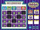 Lakeshore Math Quiz Interactive Game Show - Gr. 4-6