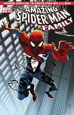 Amazing Spider-Man Family (2008-2009) #8 (English Edition ...