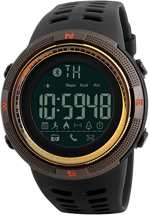 LONGQI Smartwatch Reloj Inteligente Bluetooth Para hombre Smart ...