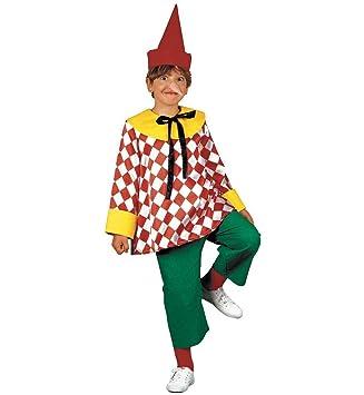 Larga WIDMANN Sancto Nariz de Pinocho de Goma marioneta