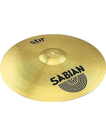 Romsion Electronics IRIN 8//12//14 Inch Brass Alloy Crash Ride Hi-Hat Cymbal 14 inches