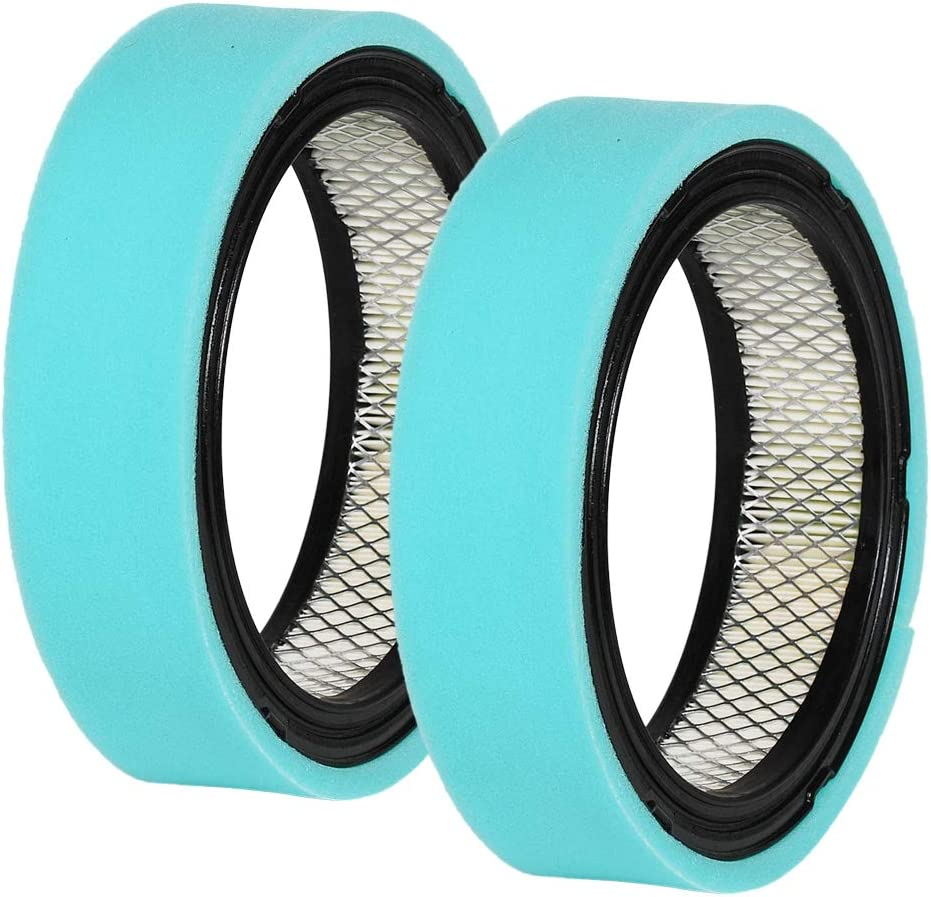 HIFROM Air Filter Pre Cleaner Compatible with Onan 140-2628 140-1228 140-2522 140-2628-01 Toro NN10774 John Deere AM106953 HE140-2628 Lawn Mower Air Cleaner