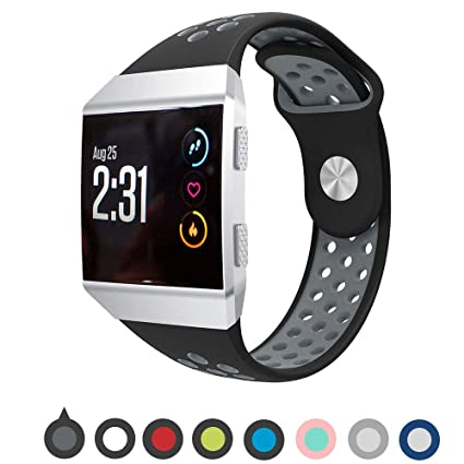 Amazon.com: Willibill - Correa de repuesto para reloj Fitbit ...