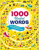 1000 Useful Words: Build Vocabulary and Literacy Skills Front Cover