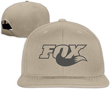 MYDT1 Fox Racing Logo Soporte de Gorras de béisbol Sombreros para ...