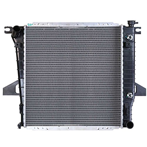 2001 Ford Ranger Radiator - Prime Choice Auto Parts RK803 New Complete Aluminum Radiator