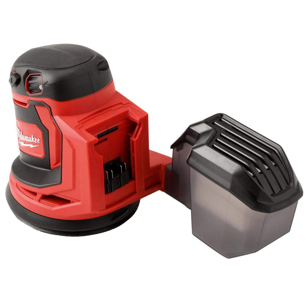 Milwaukee 2648-20 Random Orbital Sanders product image 5