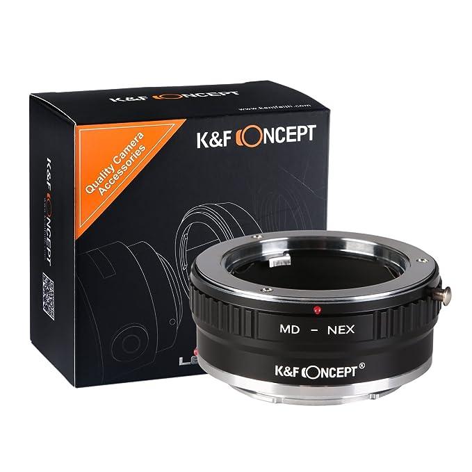 Minolta MD MC Mount Lens to Sony NEX Camera Adapter UK Seller