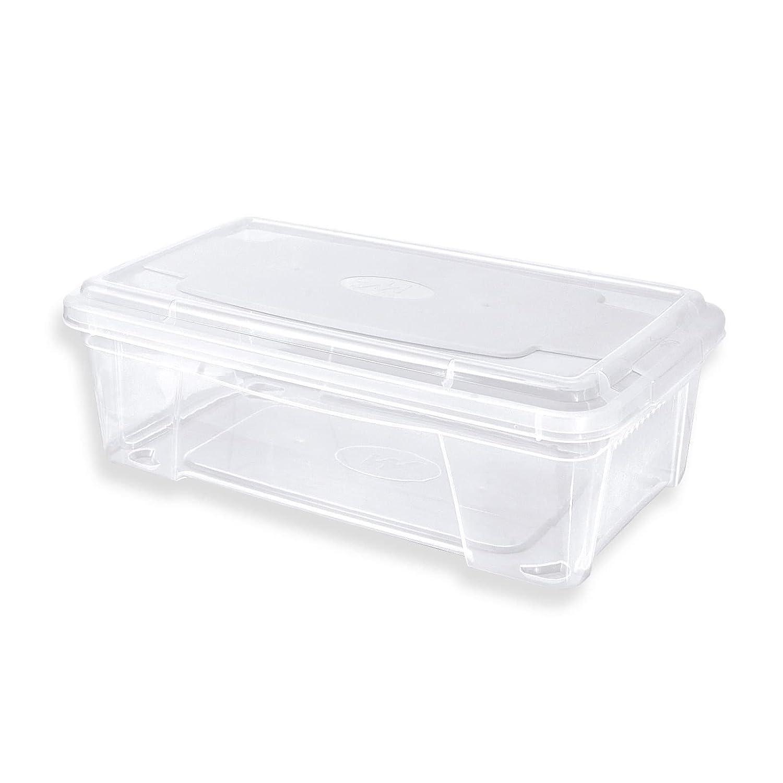 Bac Rangement Plastique Avec Couvercle Top Lits Empilables Ikea Top