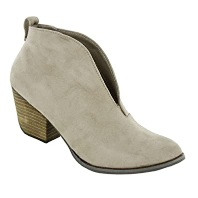 Women's Holiday Taupe Boots 10
