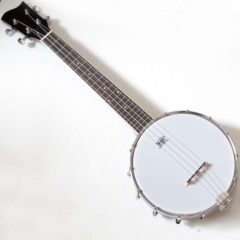 26'' ukulele banjo with sapele plywood with nylon string