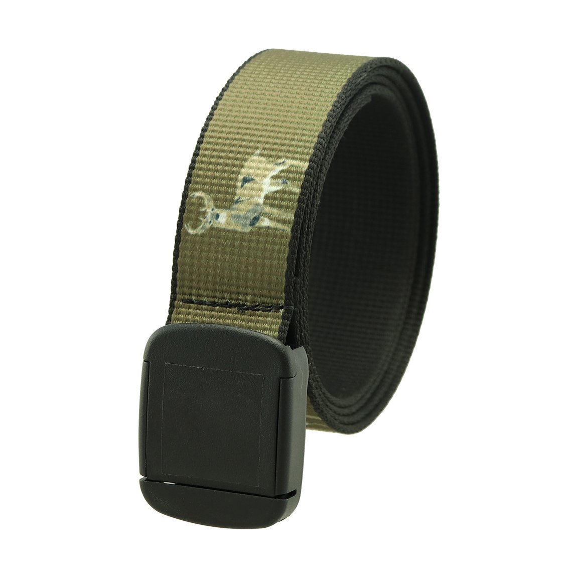 Hunting Patterns Hiker Belt made in USA (Buck)