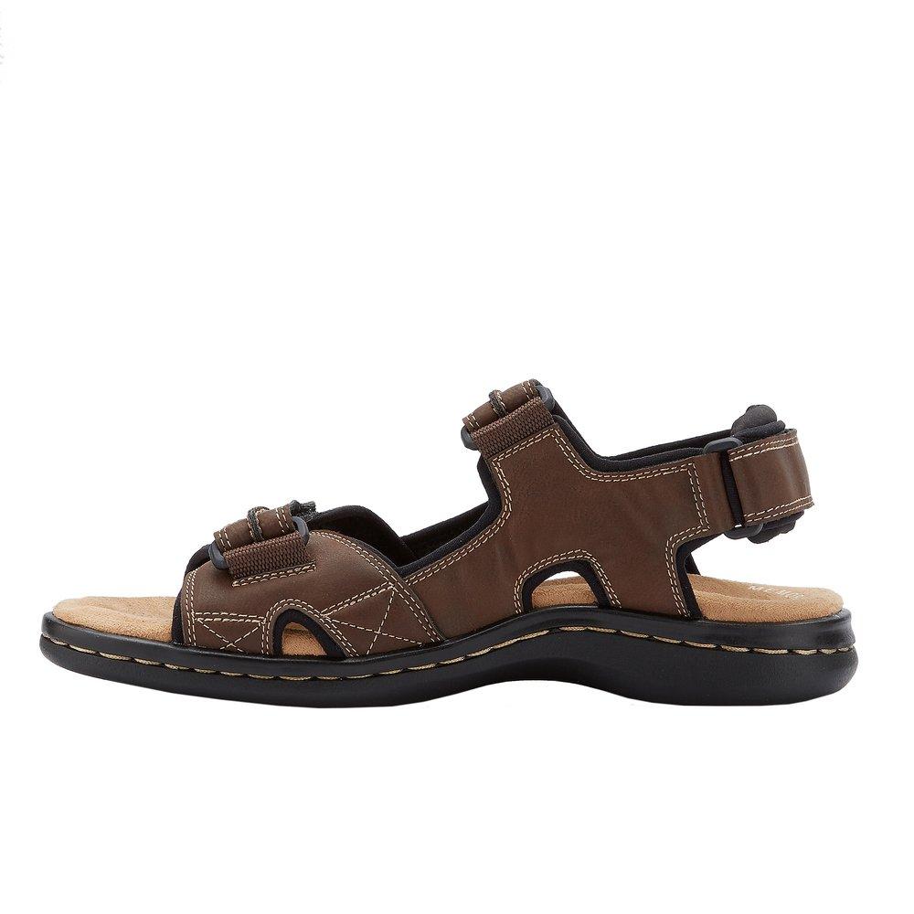 6b63767038ba Dockers Mens Newpage Outdoor Sport Sandal Shoe - 9021389-612-12 W US    Sandals   Clothing
