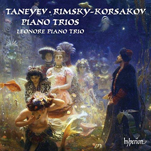 - Taneyev & Rimsky-Korsakov: Piano Trios