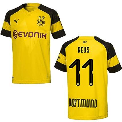 PUMA 2019 - Camiseta del Borussia Dortmund para Hombre ...