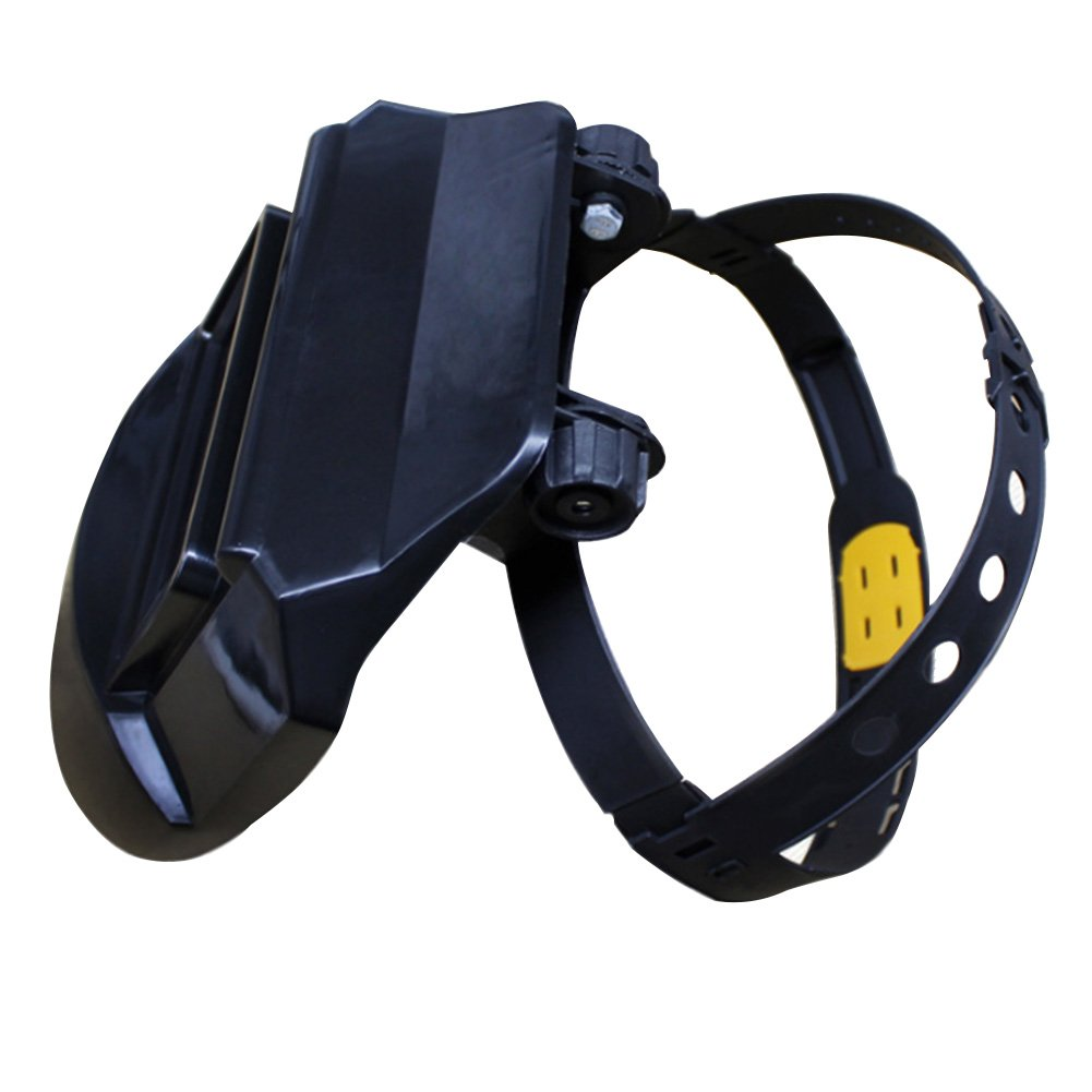 Máscara de soldar profesional, protección facial, ideal para soldaduras por arco, TIG y MIG, equipo de seguridad, de color negro: Amazon.es: Bricolaje y ...