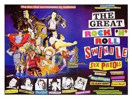 Sex pistols rock n roll swindle