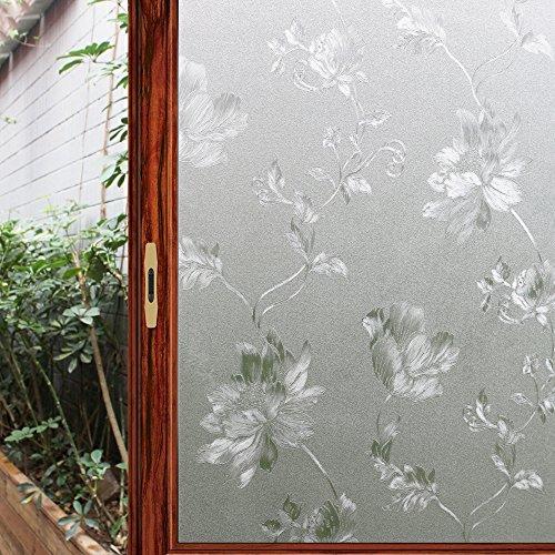 front door glass film - 9