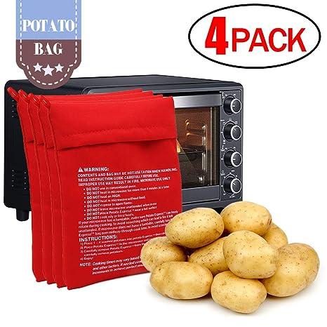 Amazon.com: CCCsee Potato Express Microondas de patata en 4 ...