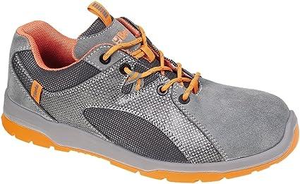 Beta Tools 73130643 Sneakers Monza PelleMesh S1P Grey 43
