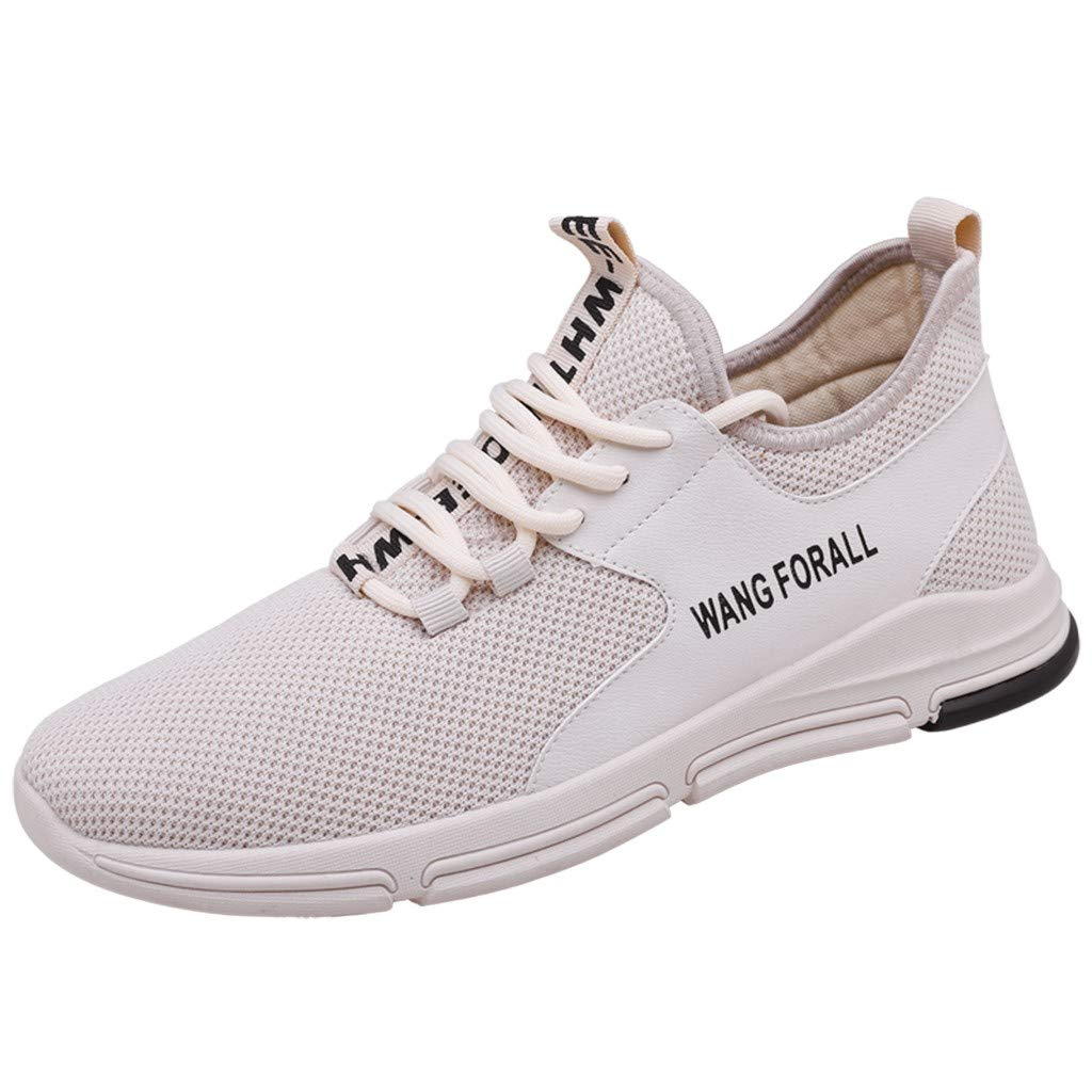Men Mesh Running Shoes Casual Breathable Odor-resistant Non-slip Outdoor Sports Shoes Male Slip-on Sneakers