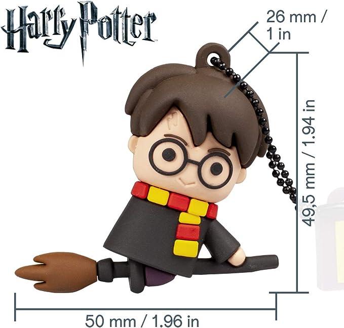 Llave USB 16 GB Harry Potter – Memoria Flash Drive Original Harry Potter, Tribe FD037510