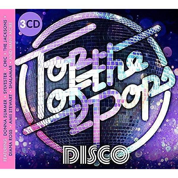 Top of the Pops Disco: Various Artists: Amazon.es: Música
