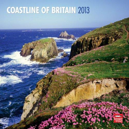 Coastline of Britain 2013 - Britische Küstenlinie - Original BrownTrout-Kalender