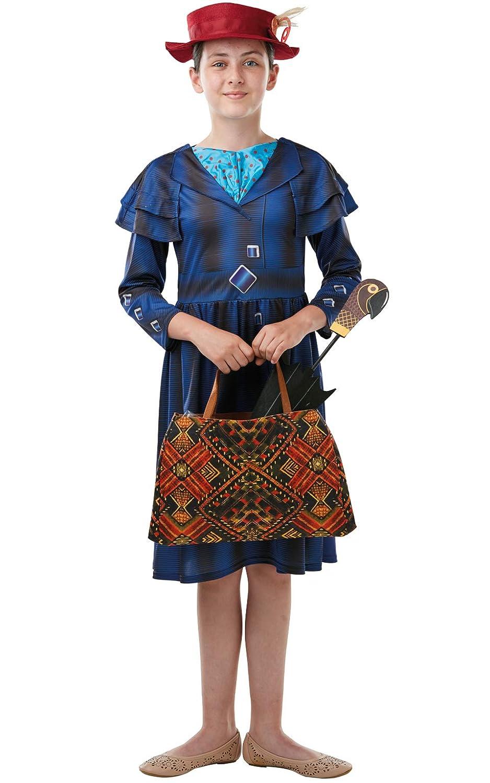 Rubies 640650 - Disfraz oficial de Disney Mary Poppins para ...