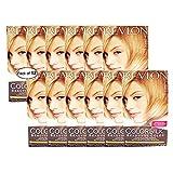 Revlon Hair Color Golden Blonde(71) (Pack of 12)