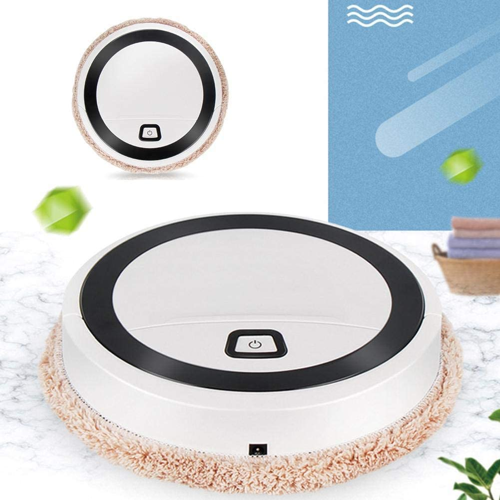 Good For Hard Floors Tile tangyuandain Intelligent Sweeping Robot Floor Washing Wiping Mopping Machine Wet//Dry Cleaner