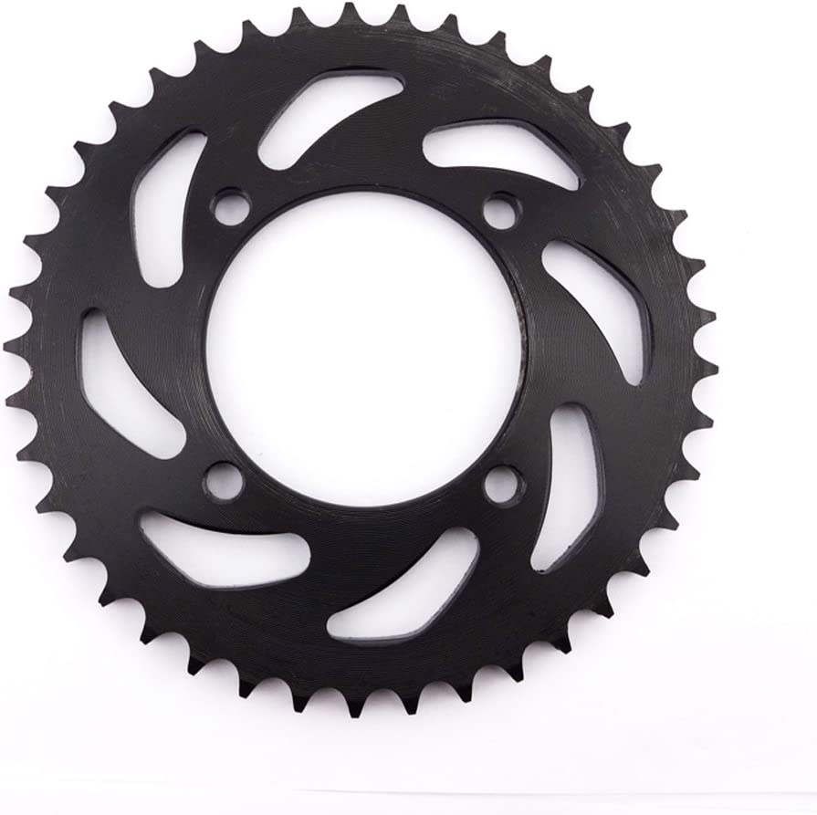 XLJOY 76mm 41 Tooth Rear Sprocket for 428 Drive China Dirt Pit Bike XR CRF 50 KLX110 SSR
