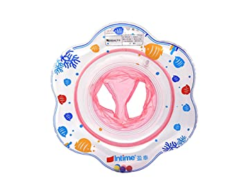 UClever Flotador Para Bebé 6-36 mes (Rosa)