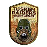 Star Wars Patch Embroidered Tusken Raiders Pennant