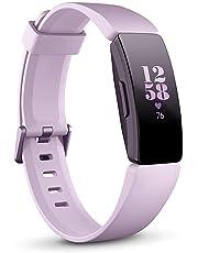 Fitbit Inspire HR Gesundheits- & Fitness Tracker mit automatischer Trainings Erkennung, 5 Tage Akkulaufzeit, Schlaf- & Schwimm-Tracking