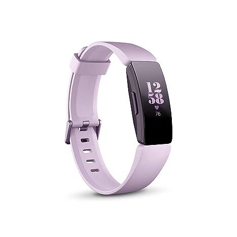 Fitbit Inspire HR Gesundheits- & Fitness Tracker mit automatischer Trainings Erkennung, 5 Tage Akkulaufzeit, Schlaf- & Schwim