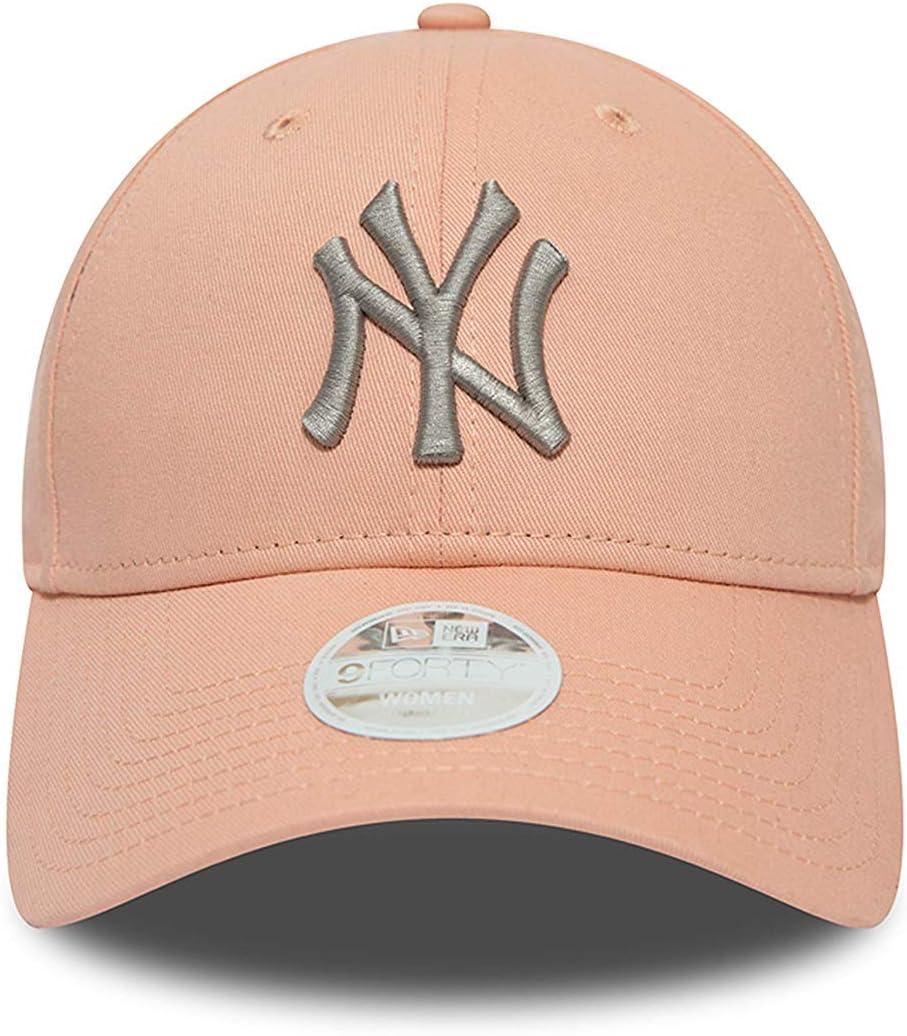 New Era York Yankees 9forty Adjustable Women cap League Essential