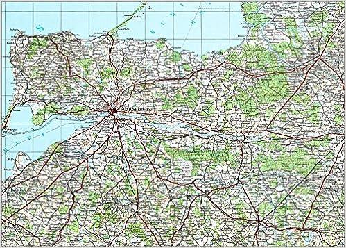 Karte Ostpreußen.Karte Von Ostpreußen Plano Ausgabe 1 300 000 übersichtskarte Von