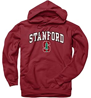 Amazon.com : Stanford Cardinal Adult Arch and Logo Crewneck ...