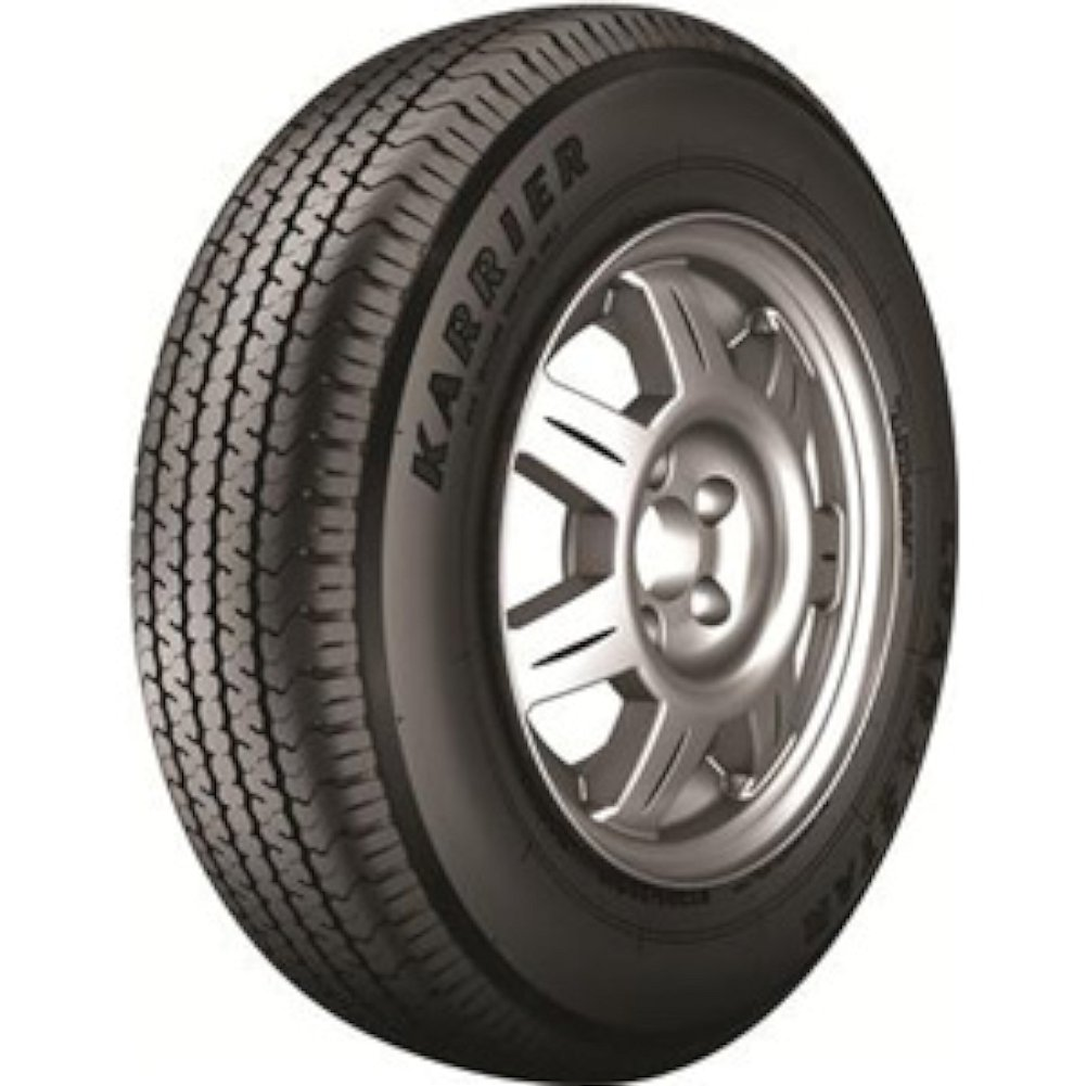 Kenda Loadstar Karrier 175/80R13 w/Wheel (31951)