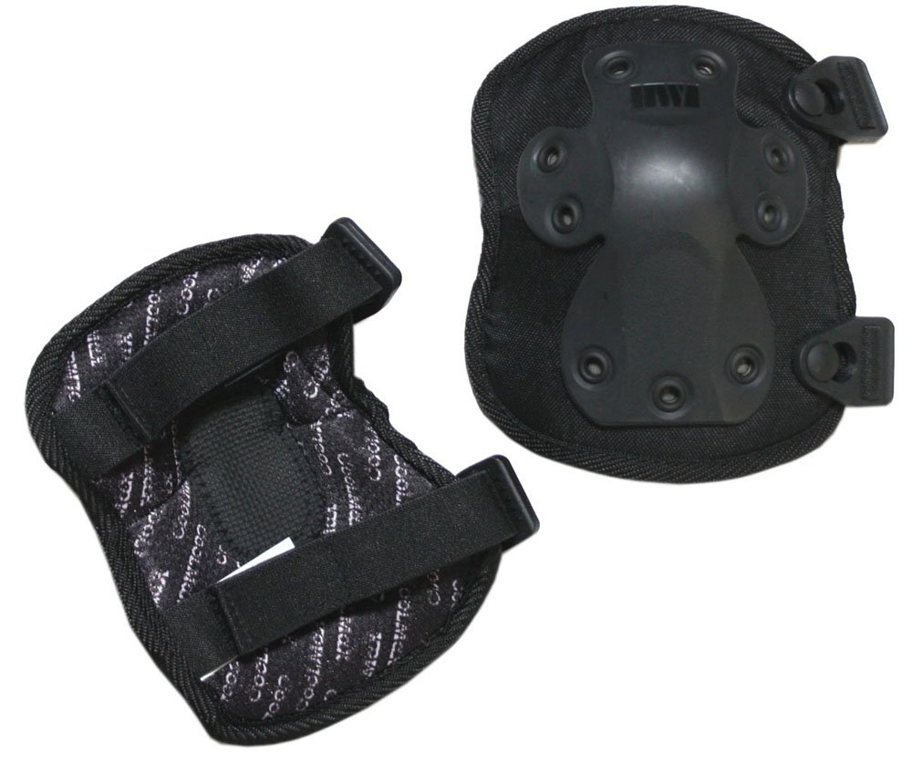 HWI Next Generation Quick Release Tactical Elbow Pads, One Size Fits Most