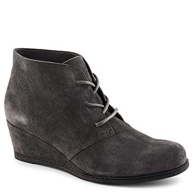 77d7ccf75fc4c Michael By Michael Shannon Womens Rebeka Wedge Bootie Shoes, Grey, US 9.5