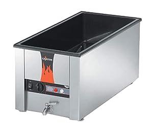 Vollrath (72051) Cayenne Heat 'N Serve 4/3 Food Warmer w/ Drain