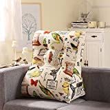 KELE Neck Protector Waist Bed Large Triangular Wedge Cushion, Sofa Backrest, Soft Bed Bag Office Lumbar Removable-White 45x55cm(18x22inch)