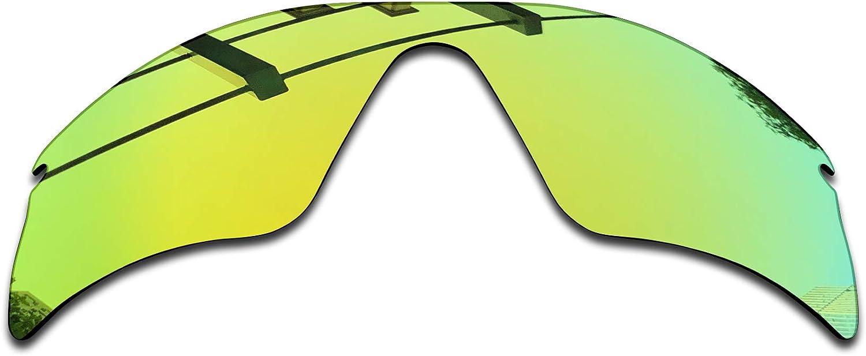 SEEABLE Premium Polarized Mirror Replacement Lenses for Oakley Radar Range Sunglasses