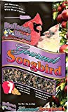F.M. Brown's Bird Lover's Blend Gourmet Songbird with Almonds and Apples, 7-Pound