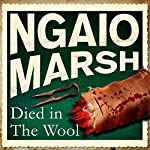 Died in the Wool   Ngaio Marsh