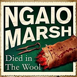 Died in the Wool Audiobook